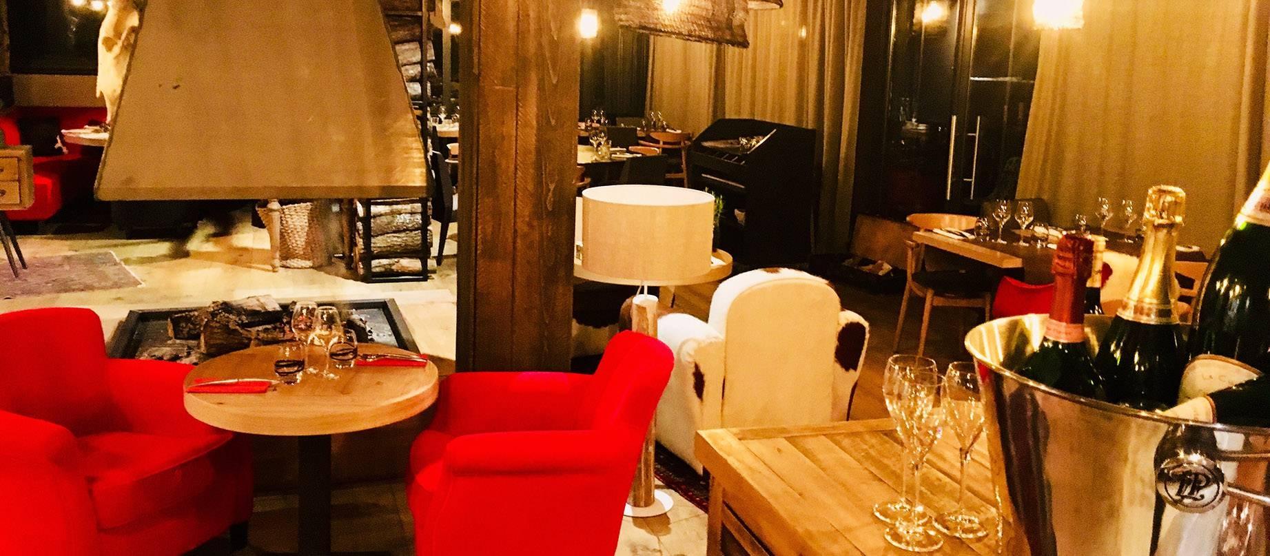 Le Chalet de mon père -  Restaurant Saint Herblain